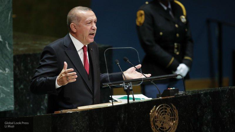 Угрозы санкций не воспрепятствуют операции против курдских боевиков, заявил Эрдоган