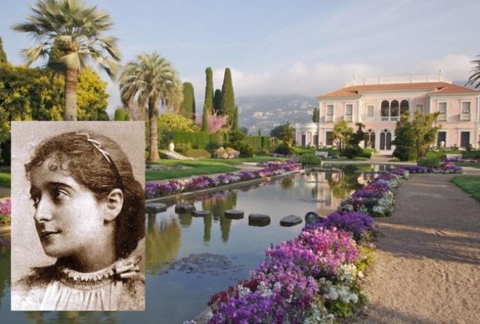 Рукотворный рай баронессы де…