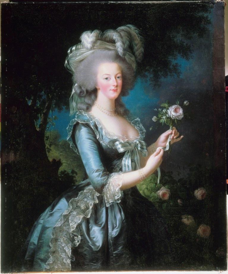 Мария Антуанетта: великие любовные истории
