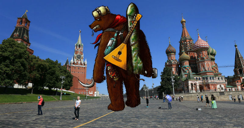 Ошибки туристов в Москве