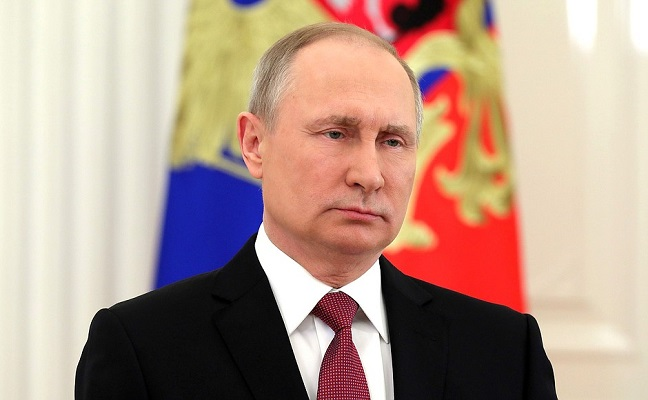 Владимир Путин обратился к россиянам после выборов