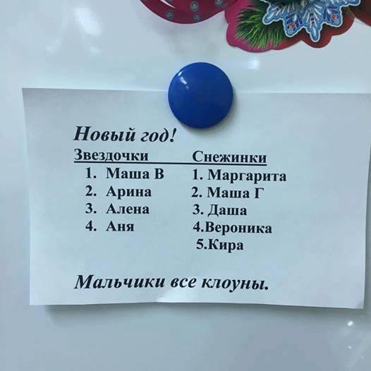 С улыбки начнем Новый год.)))