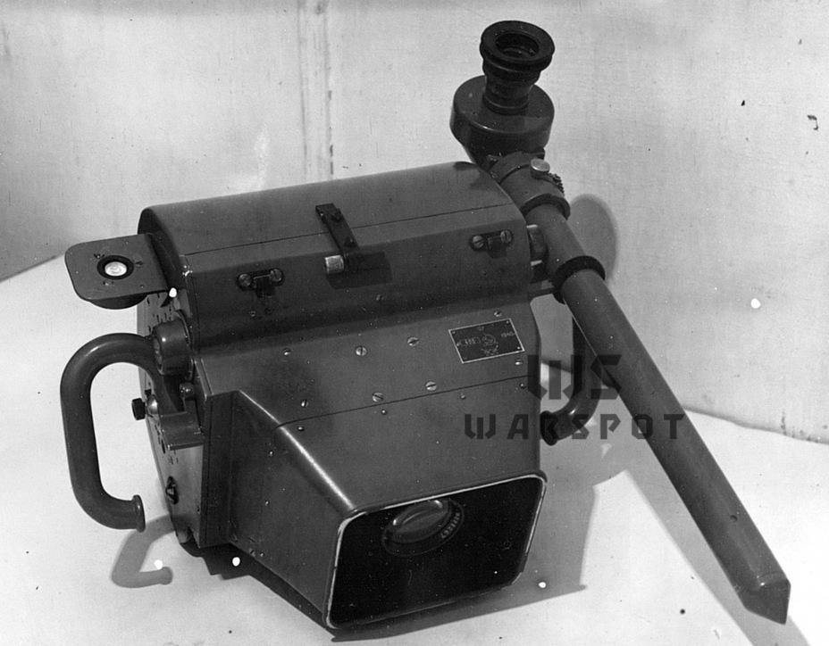 Фотоаппарат АФА-27А с перископическим прибором - Летающие глаза артиллерии | Warspot.ru