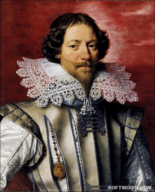 Король Людовик XIII по прозвищу Справедливый