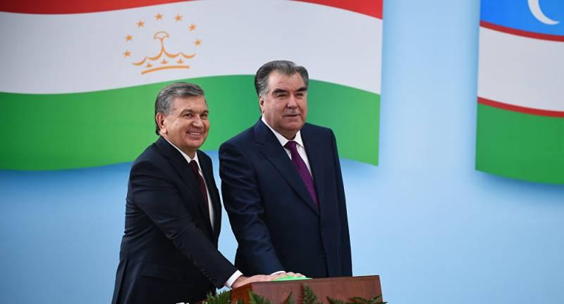 Душанбе и Ташкент нацелились…
