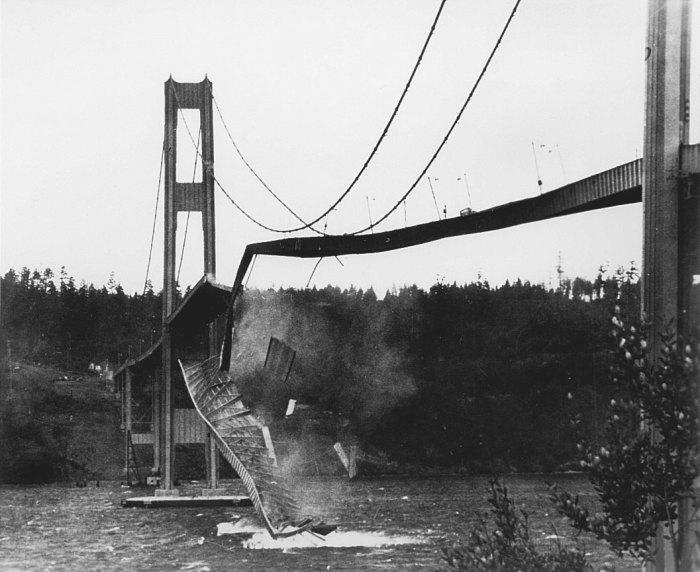 «Такомский мост»| Фото: Кинохроники.