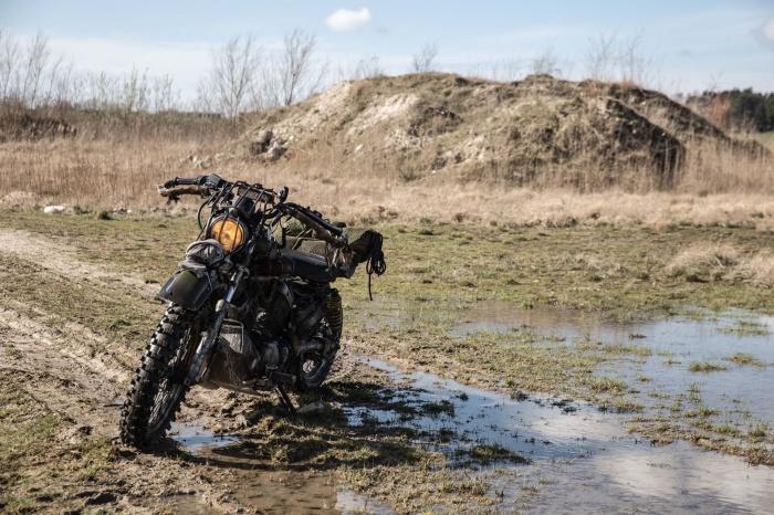 PlayStation Nordic воссоздала мотоцикл из Days Gone в реальной жизни days gone,Игры