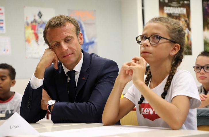 10 особенностей французских школ, которые удивят российских родителей интересное,обучение,Франция,школа