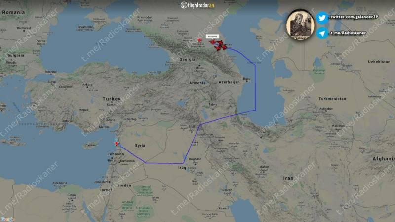 Данные радиоперехвата: российские Ту-22М3 покинули Сирию Новости