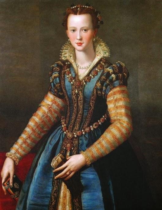 Екатерина Медичи : Чёрная королева