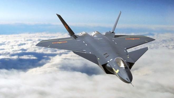 Секретный стелс-истребитель J-20 начал поступать на вооружение армии Китая