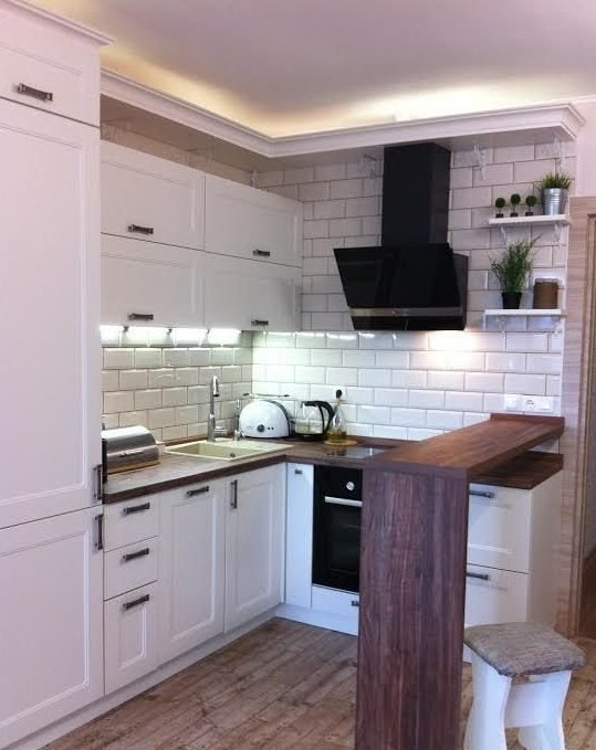 5. дизайн, идеи дизайна, интерьер, кухня, маленькая кухня