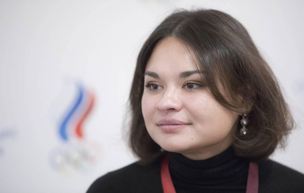 Ксения Шойгу: если сделаю что-то полезное для российского спорта, то не зря живу