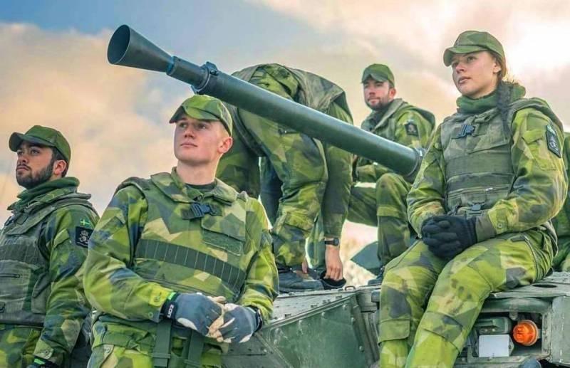 Шведы и финны готовятся обороняться «на восточной границе» Новости