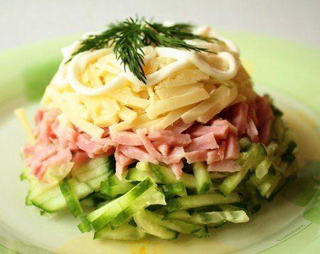 5 вкуснейших салатов