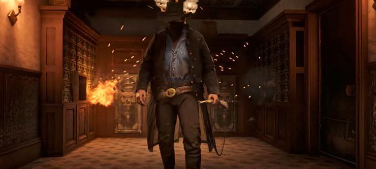 Полноценный Дикий Запад – мод для Red Dead Redemption 2 позволяет грабить банки
