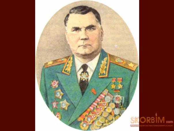 Иван Игнатьевич Якубовский
