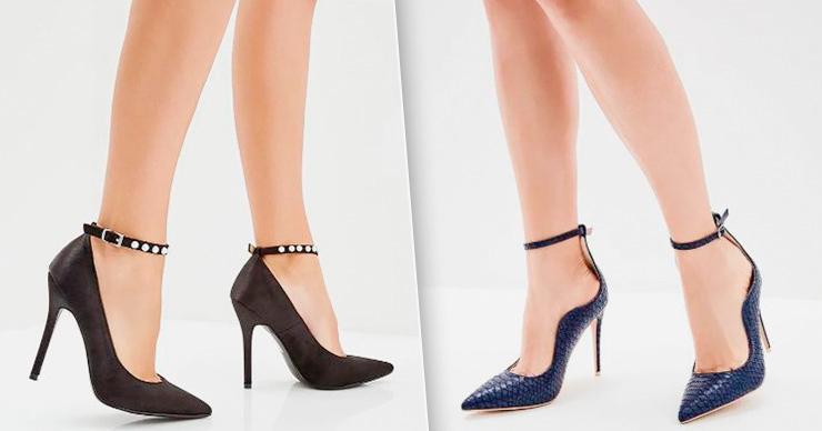 Картинки по запросу Модная сенсация: стильные туфли с ремешком, которые станут главным хитом весны