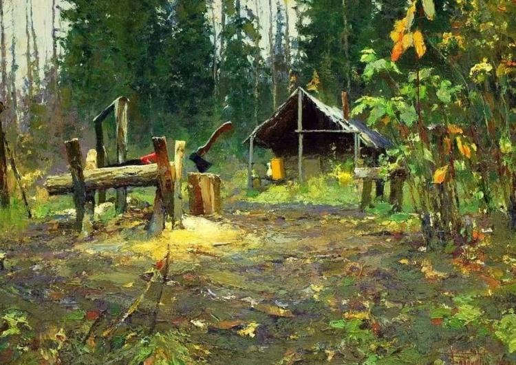 художник Юрий Дмитриевич Васендин картины – 18