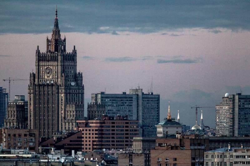 МИД: Россия будет жестко пре…