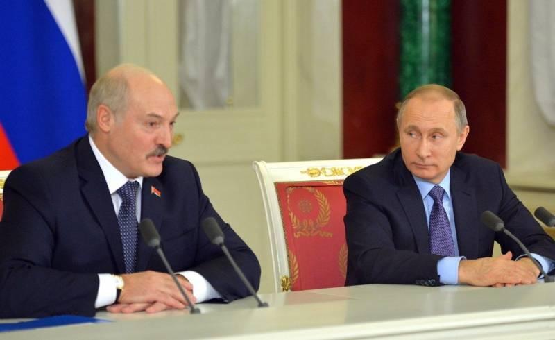Белорусские СМИ: Теперь судьба Лукашенко оказалась в руках Путина Новости