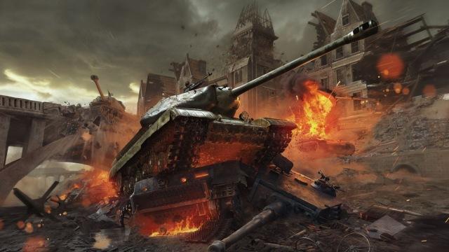 Авторы World of Tanks объявили о «перезагрузке» формата киберспортивных соревнований