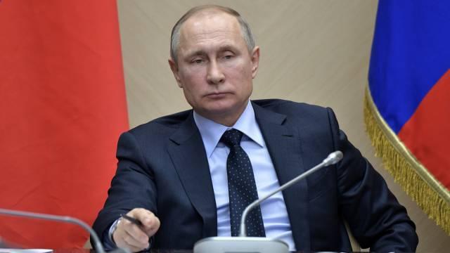 Путин рассказал, как в день …