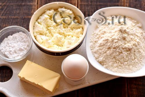 Печенье «Творожные язычки» – мягкое и слоистое, идеально к чаю, выпекается всего за 12 минут сладкая выпечка