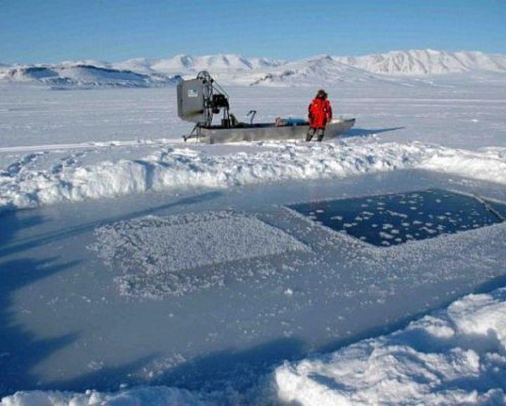 8. Утечка углекислого газа в Арктике люди, потепление, природа