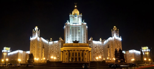 Самые красивые университеты мира