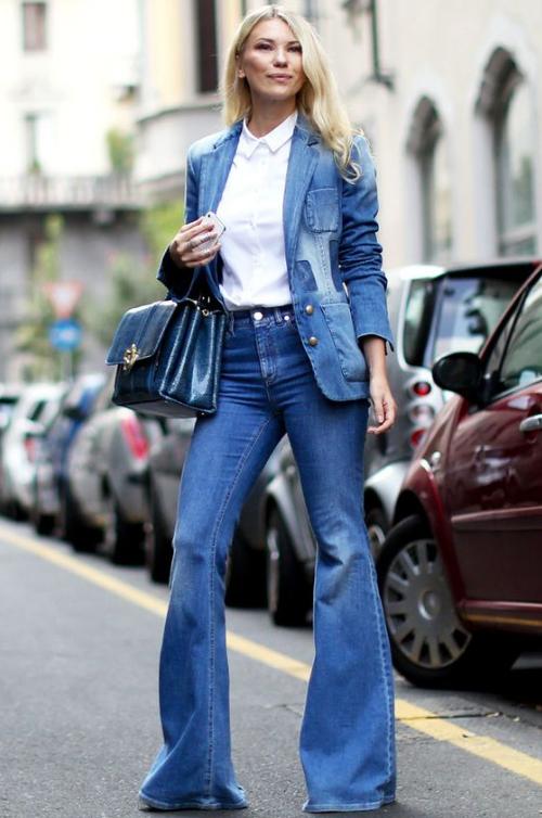 Как носить джинсы клёш: простые подсказки носить, которые, лучше, обувь, очень, брюки, расклешенными, смотрятся, носят, сегодня, всего, более, абсолютно, талии, которых, джинсами, этого, может, могут, будет