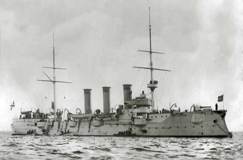"""Не принц, но датский. Бронепалубный крейсер 2-го ранга """"Боярин"""". Конец истории вмф"""
