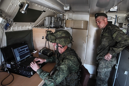 Российские военные проверили стратегические «глушилки»