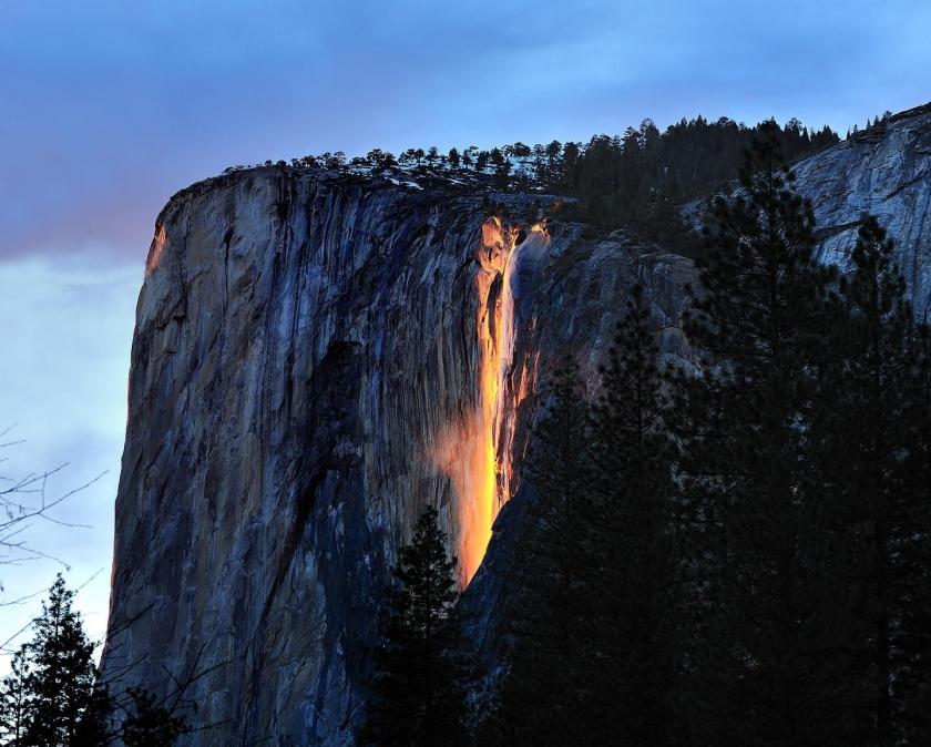 категории огненный водопад сша фото когда земля вращается