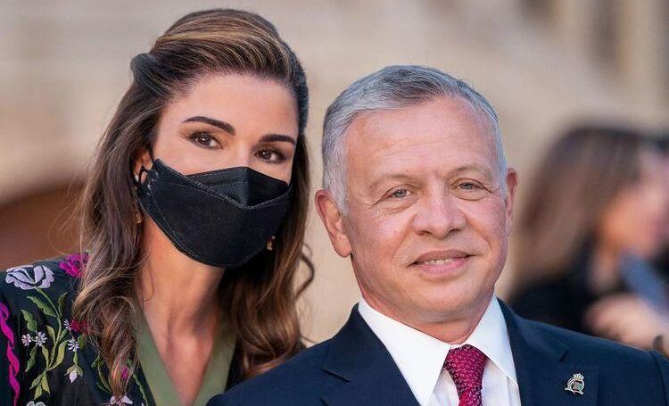 Королева Рания и король Абдалла с сыновьями отметили 75-ый День независимости Иордании Монархи,Новости монархов