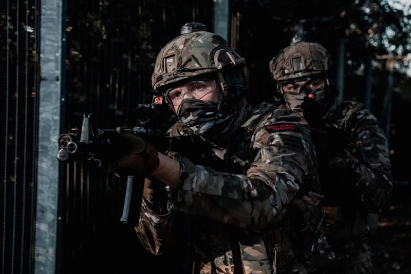 Вооружённые силы Её Величества: воевать по-новому