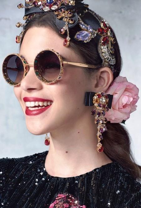 Dolce & Gabbana весна-лето 2017 (Lookbook). Детали и аксессуары