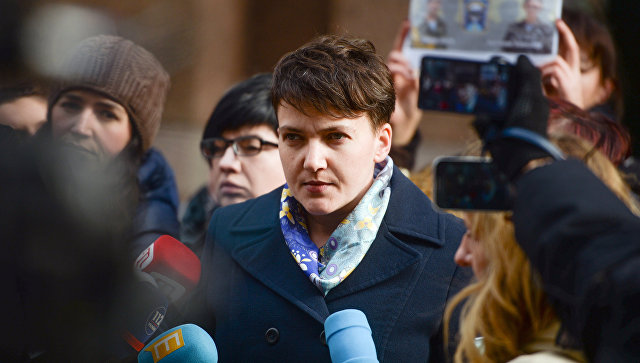 СМИ: Савченко могут обвинить…