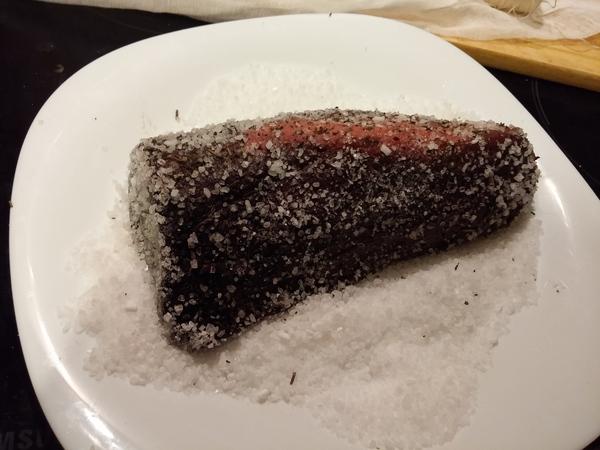 Брезаола: приготовление мясной вкусноты по-итальянски в домашних условиях. мясо, рецепт, БРЕЗАОЛА, длиннопост, готовим дома