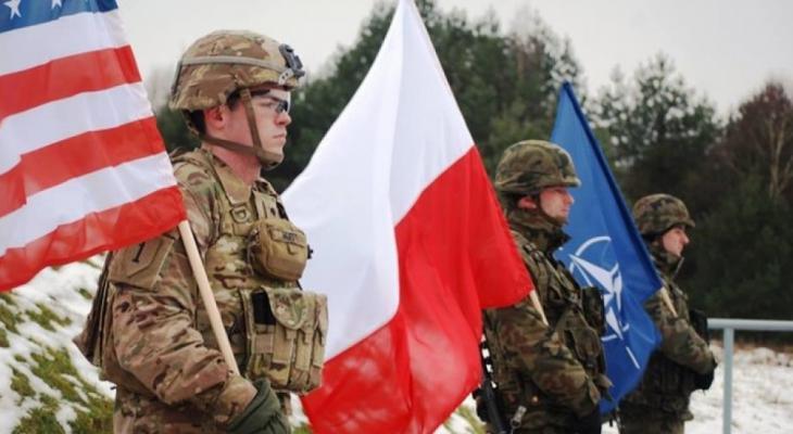 Россия прокомментировала размещение новой танковой бригады США в Польше: ответ будет жестким