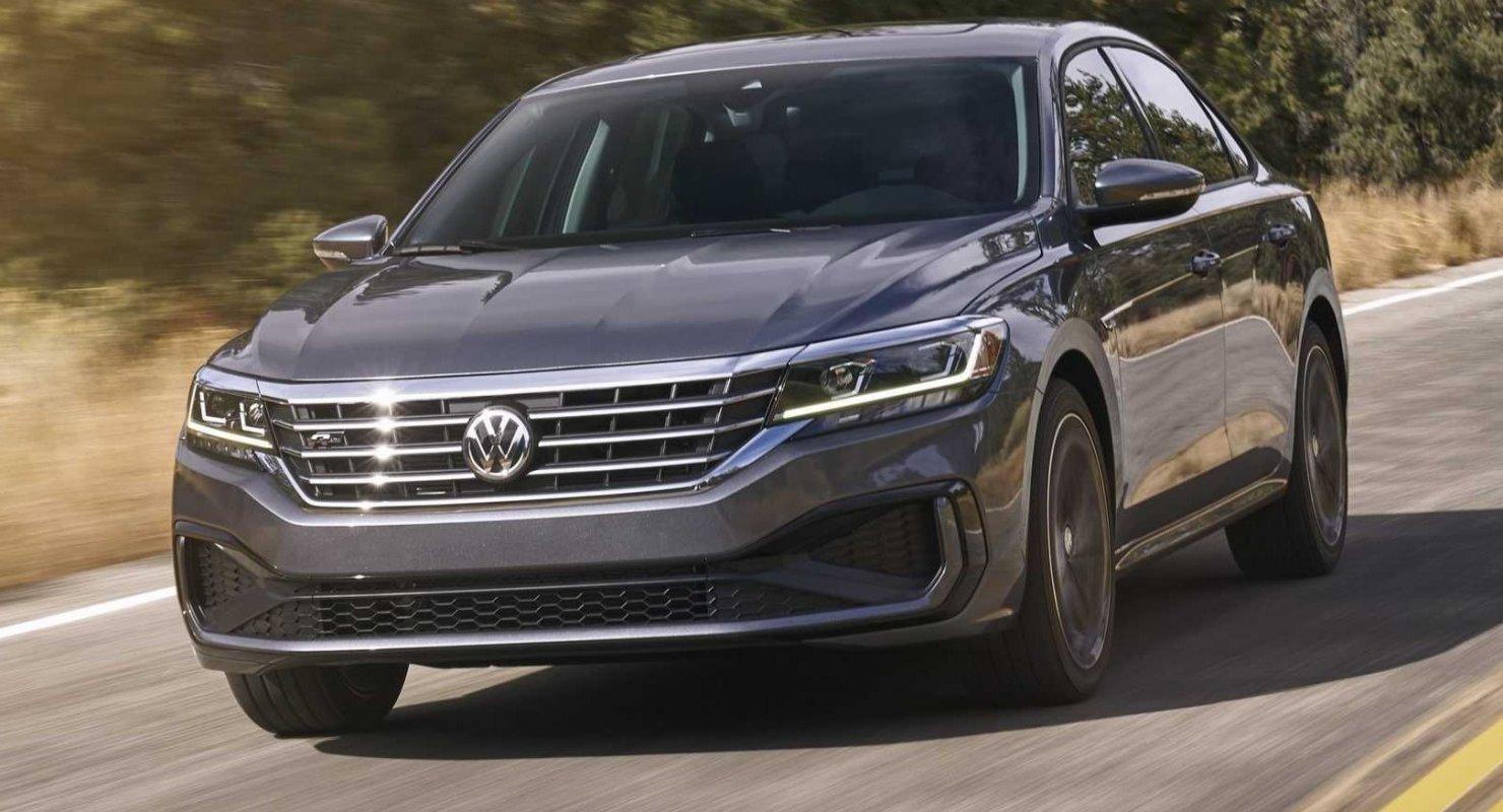 Североамериканский Volkswagen Passat будет снят с производства без замены Автомобили