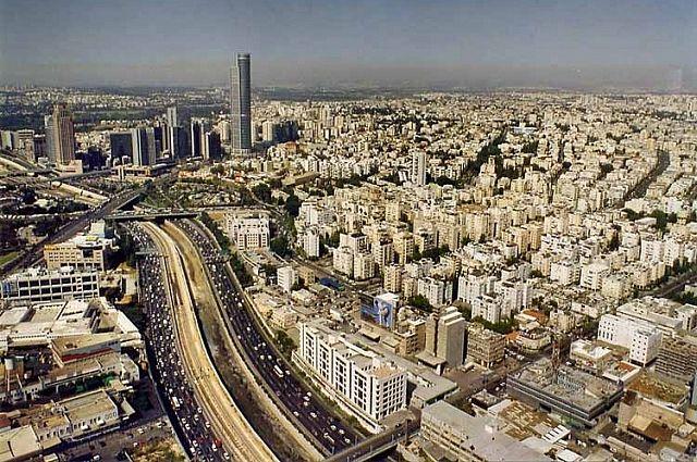 В Тель-Авиве к «Евровидению» построят специальную «евродеревню»