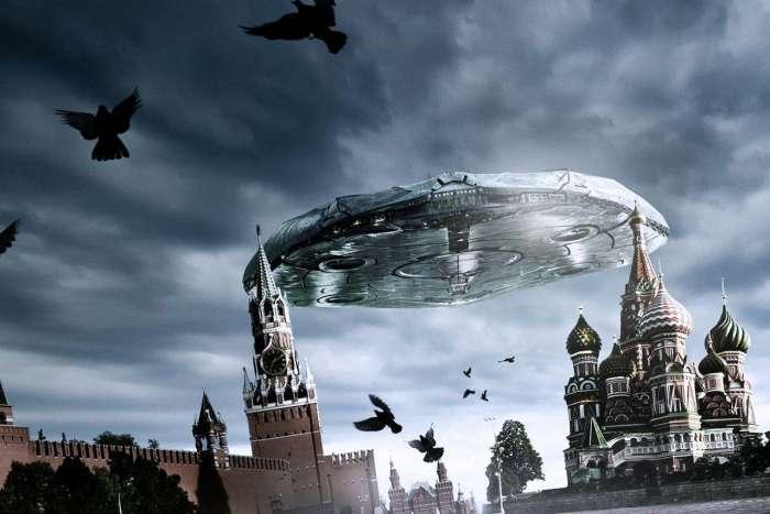 Секретные крушения НЛО в СССР