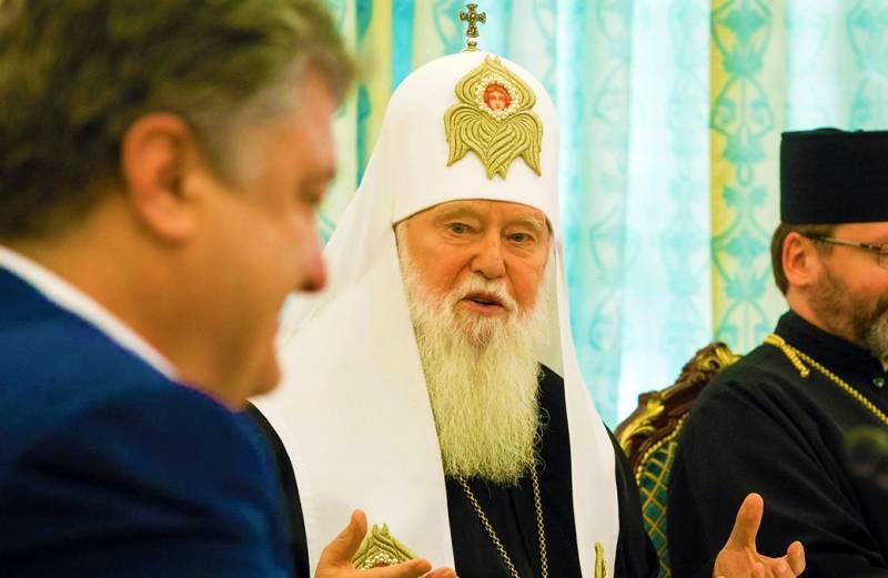 Очередной церковный раскол: на Украине начинается религиозная война