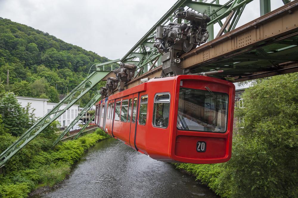 Городской транспорт, удививший мир