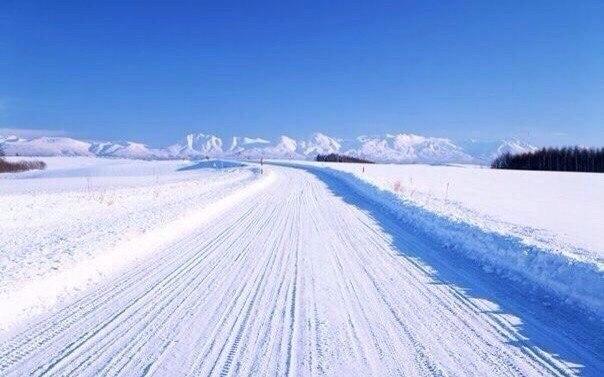 Только в России дороги зимой ровнее, чем летом
