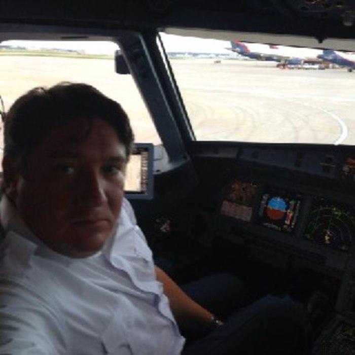 СМИ: пьяного пилота «Аэрофло…