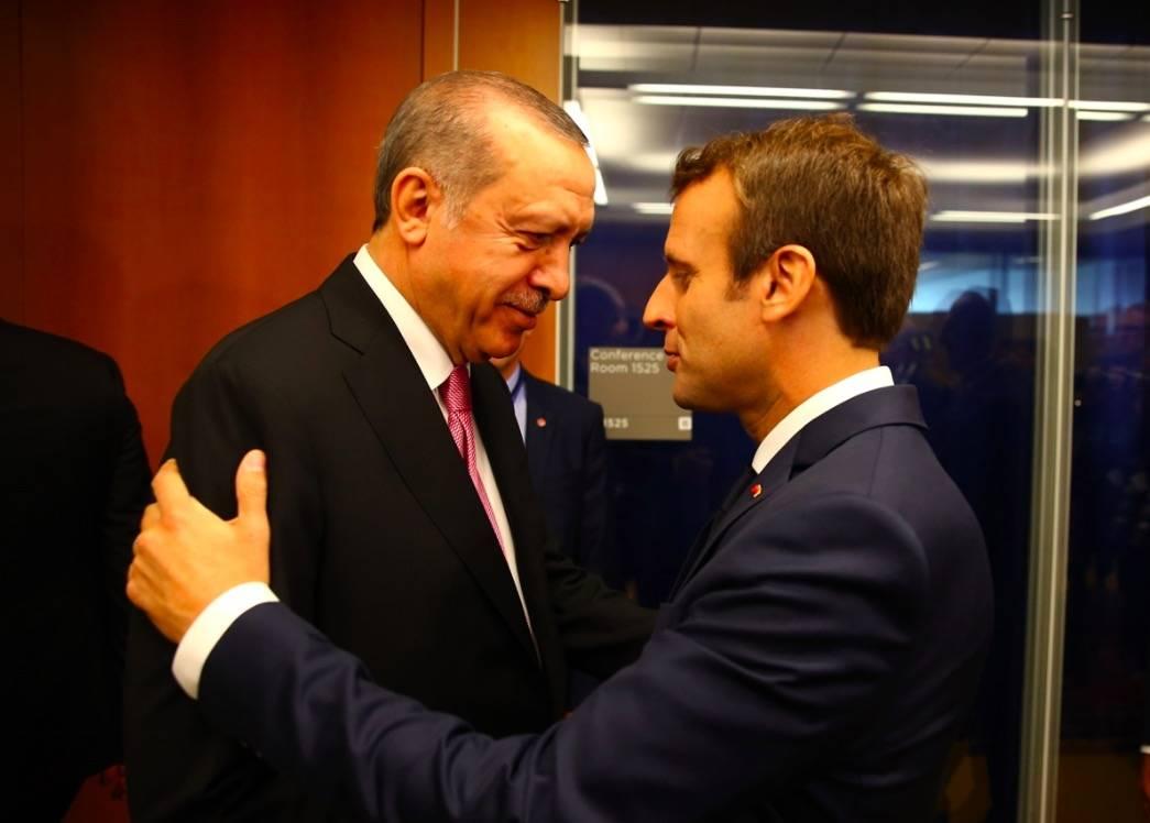 Французы вновь выступили против турецкого президента