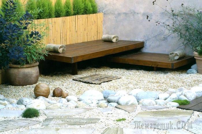 Как устроить на даче настоящее патио, которое станет уютным местом для отдыха интерьер,своими руками,сделай сам
