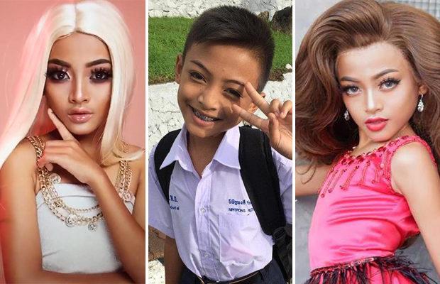 Тайский мальчик стал звездой…